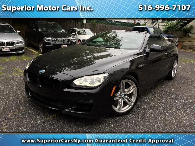 2014 BMW 6-Series 650xi Convertible Msport Package Executive Premium