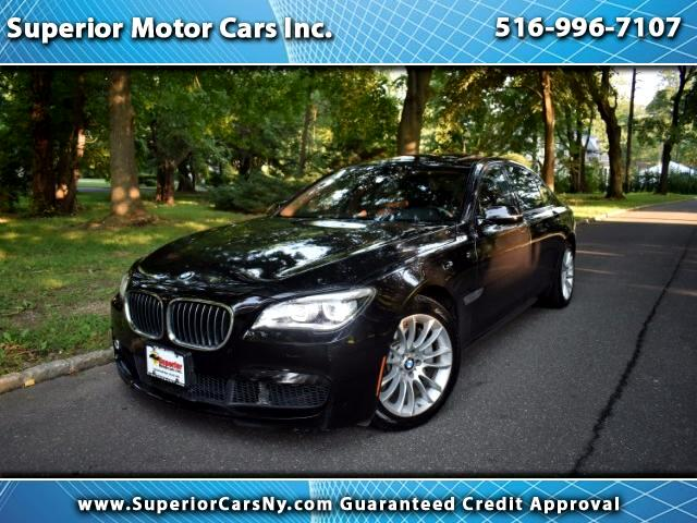 2015 BMW 750Li xDrive Msport Heavily Optioned $123k Sticker