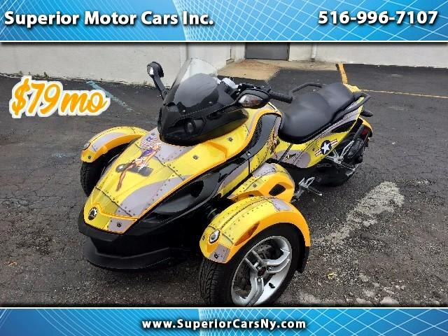 2008 Can-Am Spyder Roadster GS SM5