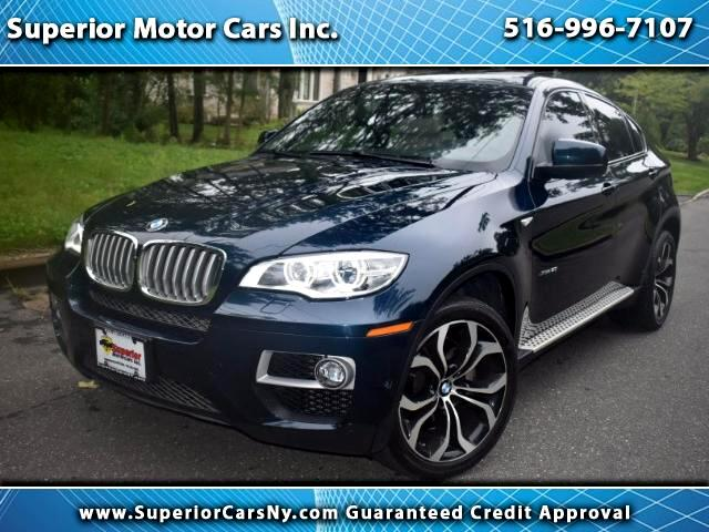 2013 BMW X6 xDrive50i - MSport Activity Pkg