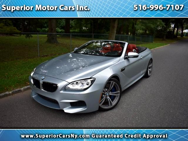 2014 BMW M6 Convetible Competition Pkg