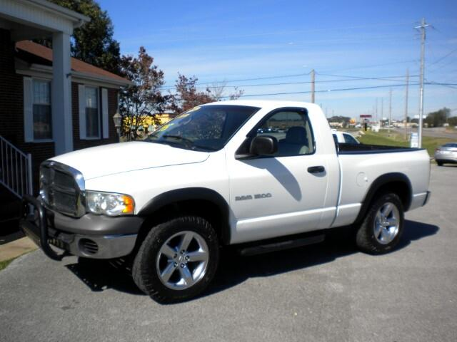 2002 Dodge Ram 1500 ST Short Bed 2WD
