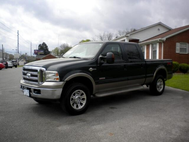 2005 Ford F-250 SD King Ranch Crew cab 4x4