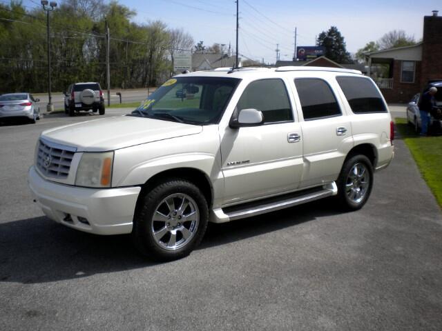 2004 Cadillac Escalade AWD
