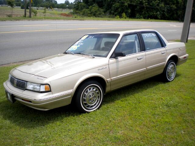 1993 Oldsmobile Cutlass Ciera S Value Edition sedan