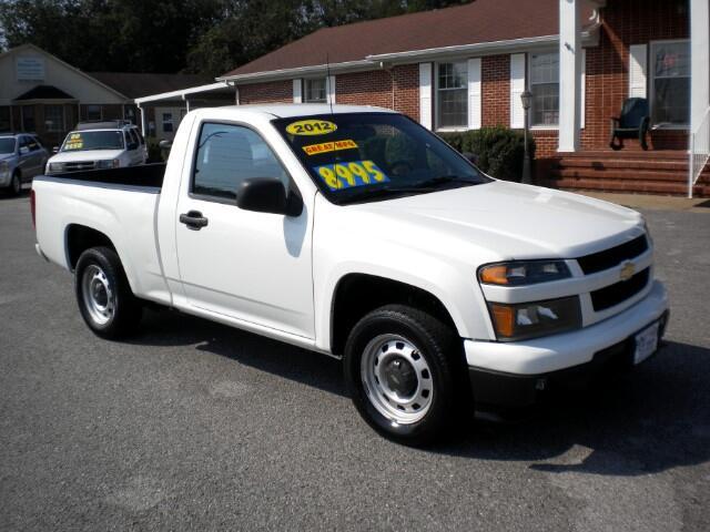 2012 Chevrolet Colorado LS Package