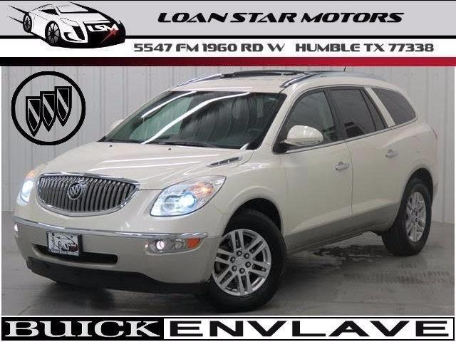 2012 Buick Enclave CONVENIENCE ONE OWNER SUNROOF 3RD ROW SEATS WELL K