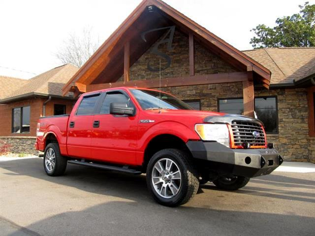 2014 Ford F-150 STX SuperCab 5.5-ft. Bed 4WD