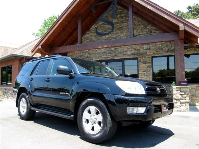 2005 Toyota 4Runner Limited V6 4WD