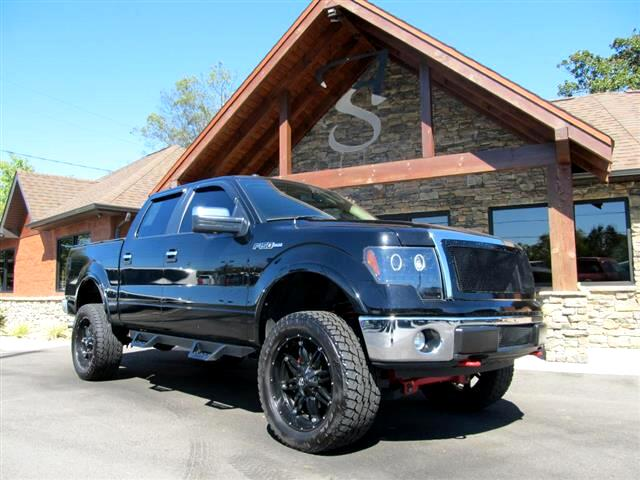 2011 Ford F-150 Lariat SuperCrew 6.5-ft Box 4WD