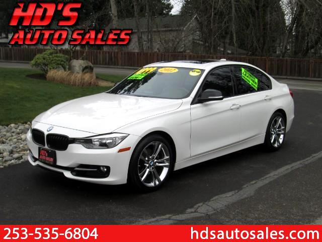 2012 BMW 3-Series 328i Sedan - SULEV