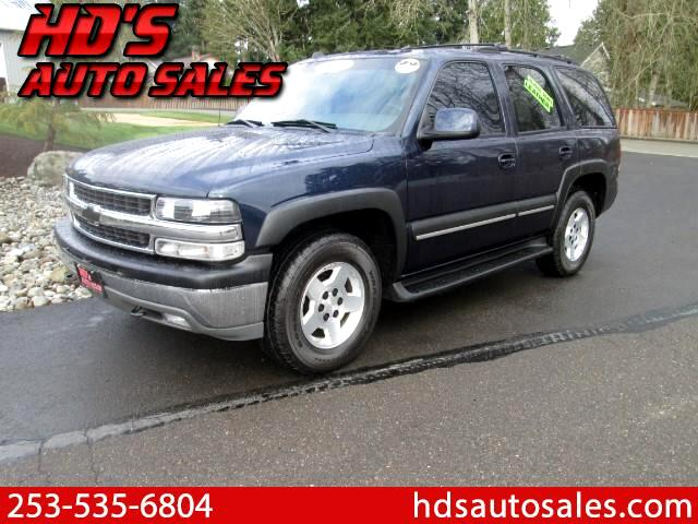 2004 Chevrolet Tahoe LT 4WD