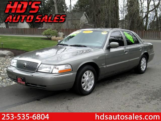 2004 Mercury Grand Marquis LS Ultimate