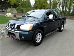 2004 Nissan Titan