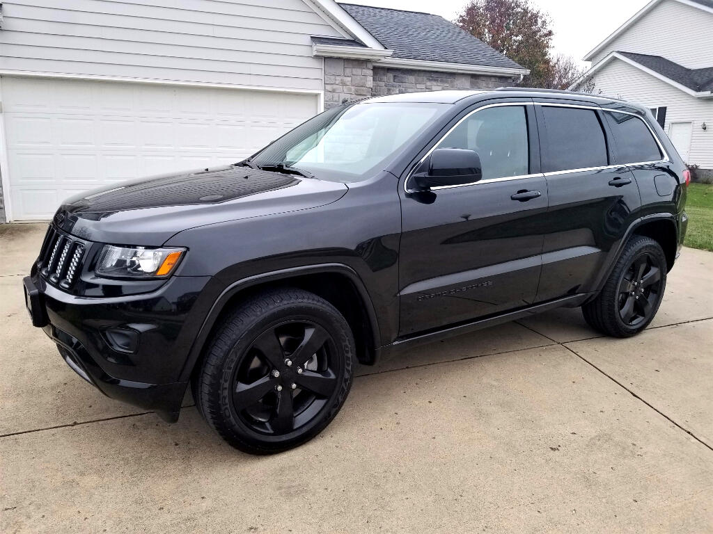 2015 Jeep Grand Cherokee Altitude 4x4