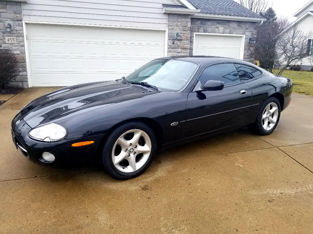 2001 Jaguar XK-Series XK8 Coupe