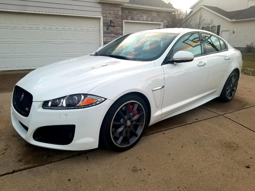 2012 Jaguar XF-Series XFR