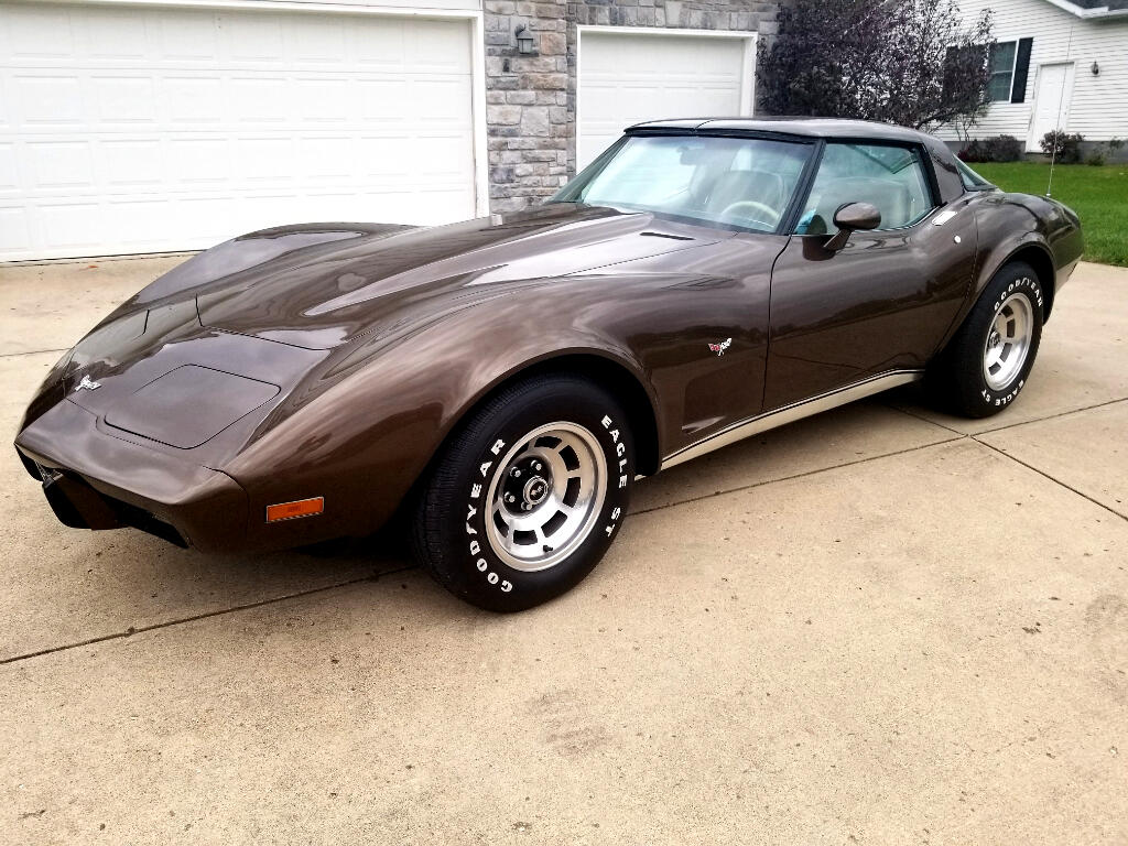 1979 Chevrolet Corvette 2dr Coupe Hatchback