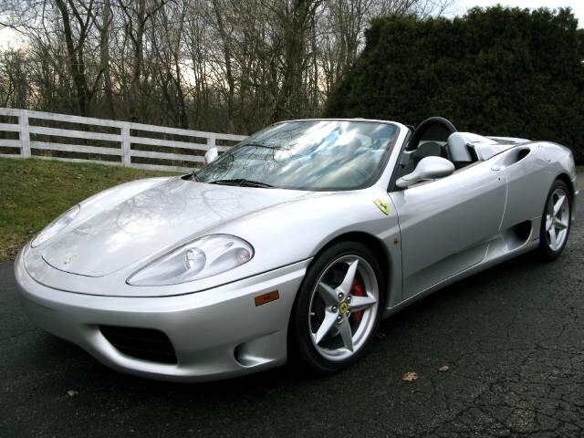 2001 Ferrari 360