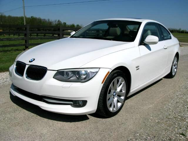 2011 BMW 3-Series