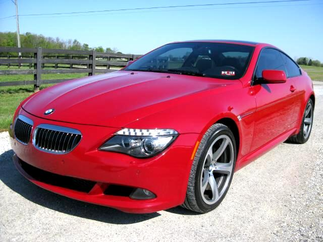 2009 BMW 6-Series