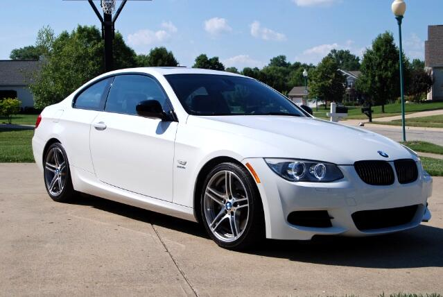 2011 BMW 3-Series 335is Coupe