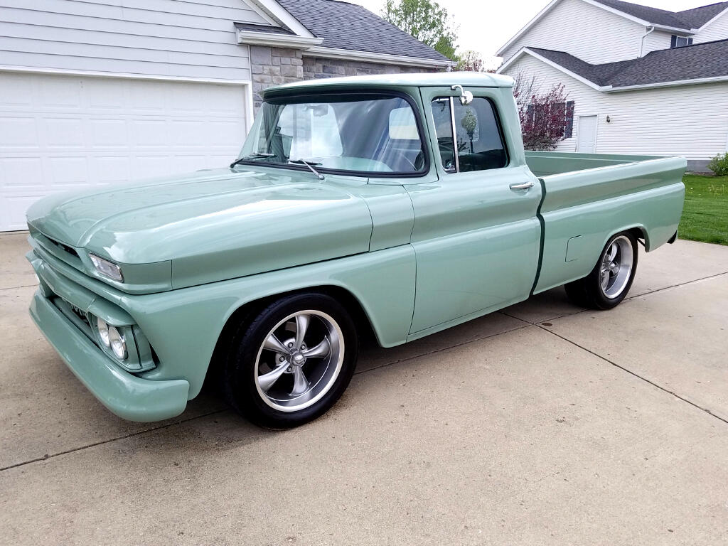 1962 GMC Custom C10 Base