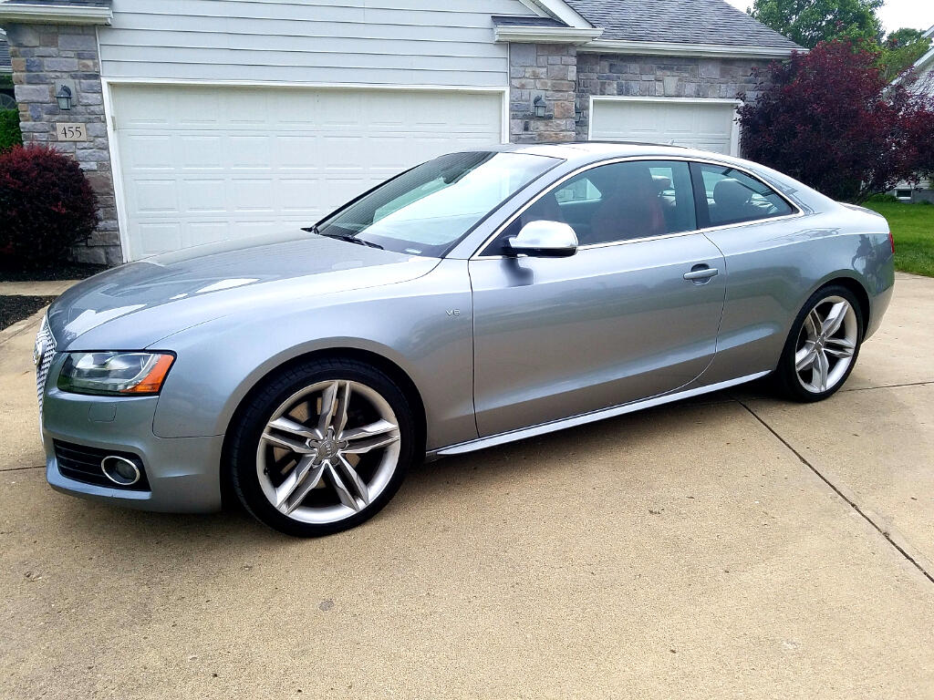 2010 Audi S5 4.2 Coupe quattro Manual