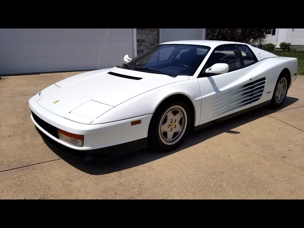 1991 Ferrari Testarossa TR