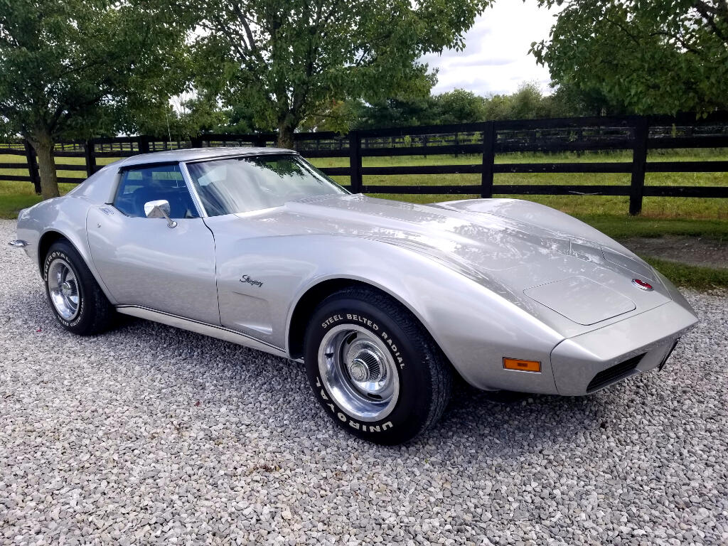 1973 Chevrolet Corvette Stingray Coupe