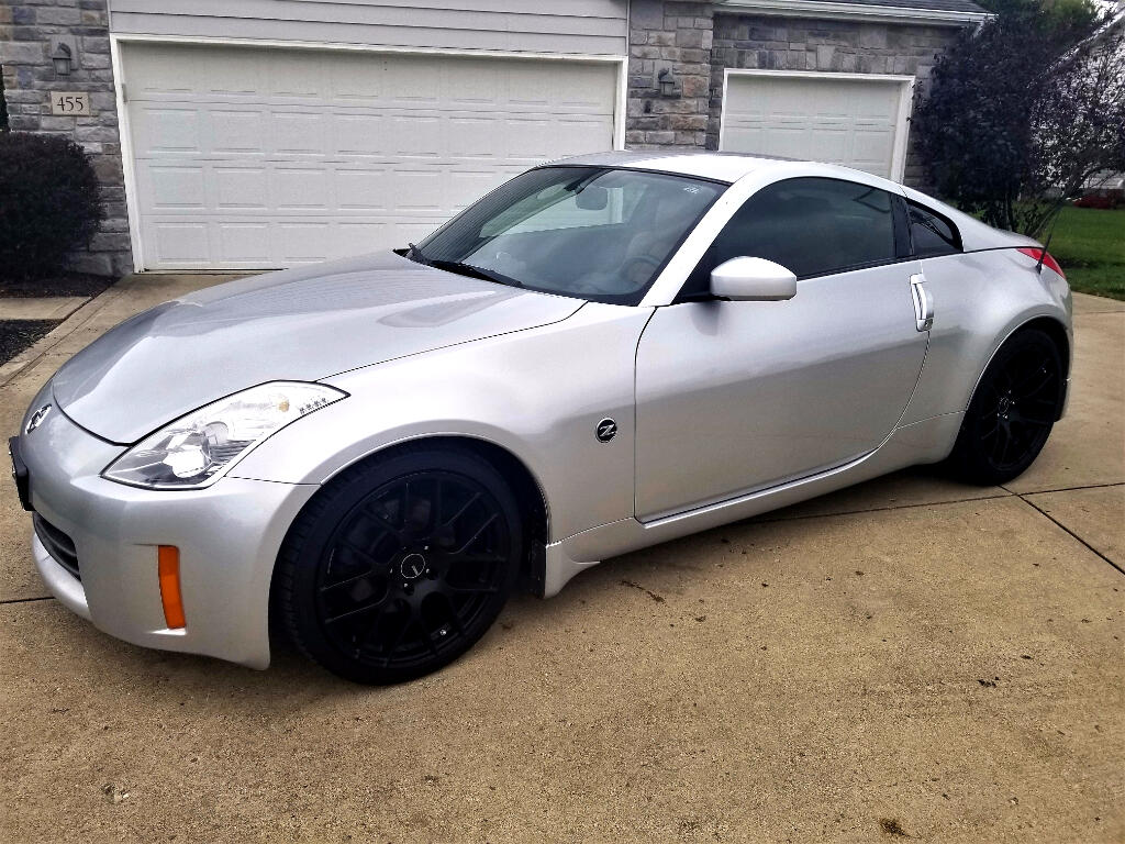 2008 Nissan 350Z Performance Coupe