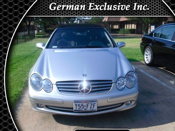 2004 Mercedes-Benz CLK-Class CLK320 Cabriolet