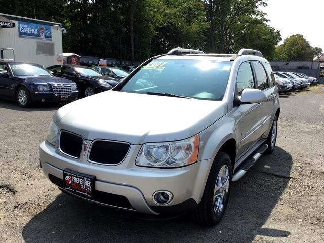 2007 Pontiac Torrent AWD