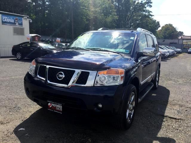 2010 Nissan Armada Platinum 4WD