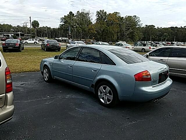 2002 Audi A6 3.0 with Multitronic
