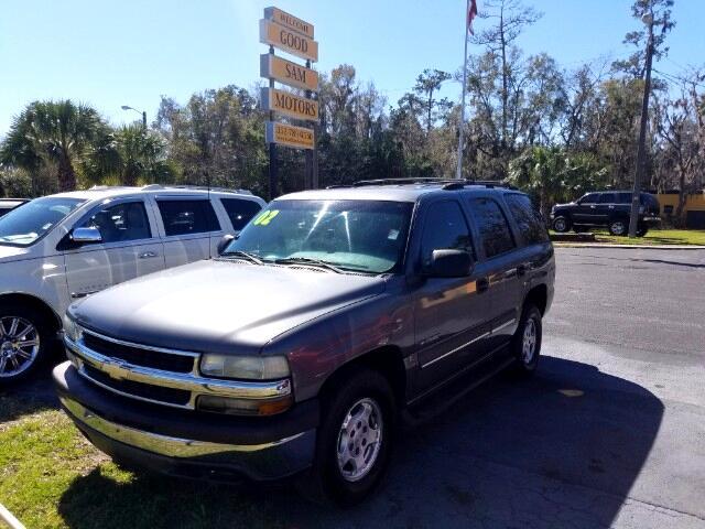 2002 Chevrolet Tahoe 2WD