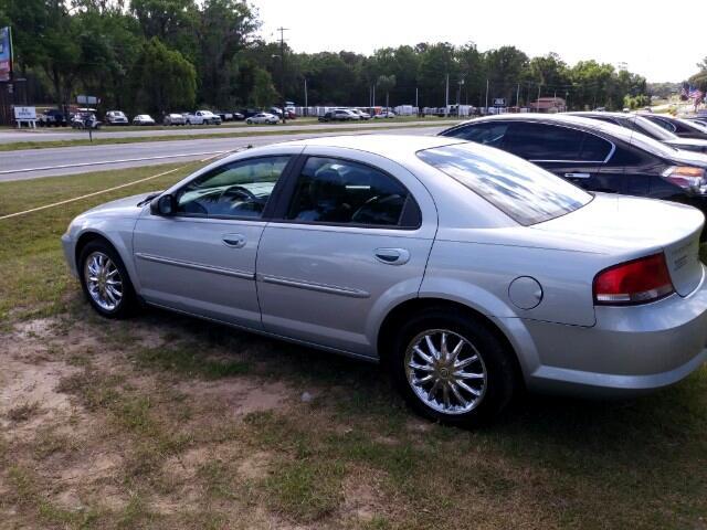 2002 Chrysler Sebring LXi Sedan