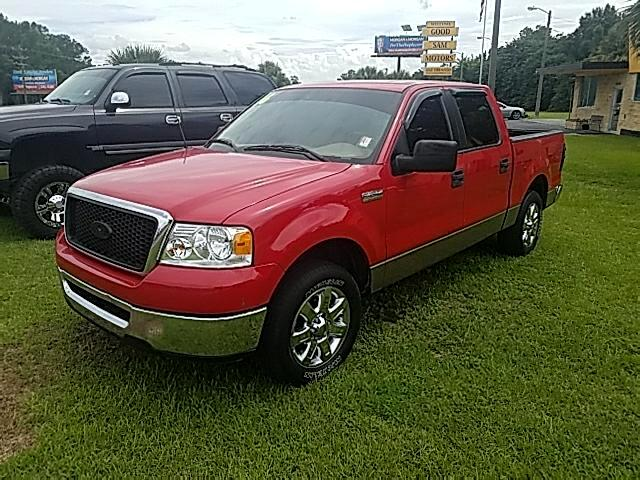 2006 Ford F-150 XLT SuperCrew 2WD