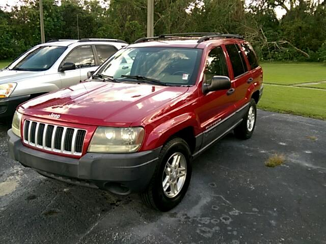 2004 Jeep Grand Cherokee Laredo 2WD