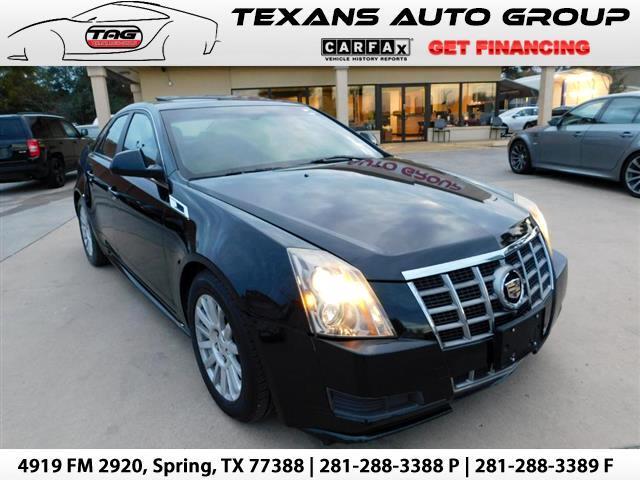2012 Cadillac CTS Luxury w/ Navi