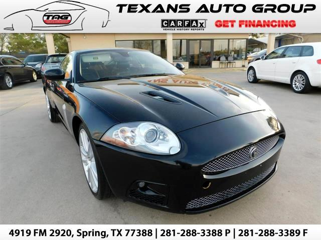 2007 Jaguar XK-Series XKR Coupe