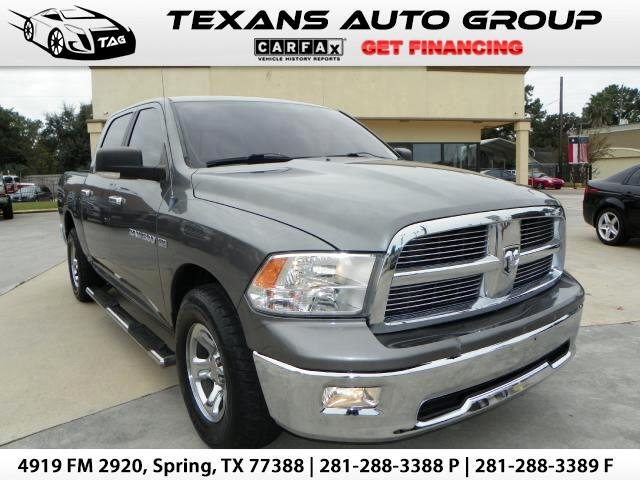 2012 Dodge Ram 1500 BIG HORN HEMI 57L V8 IMMACULATE CONDTION 39K MILES