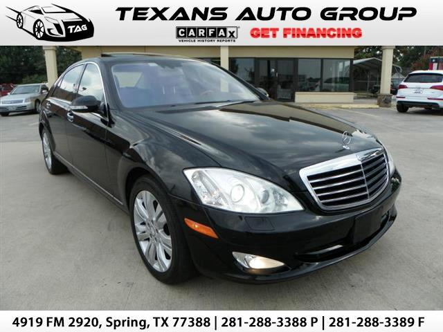 2009 Mercedes-Benz S-Class 550 4MATIC LTHR NAVIGATION SNRF ALL WHEEL DRIVE