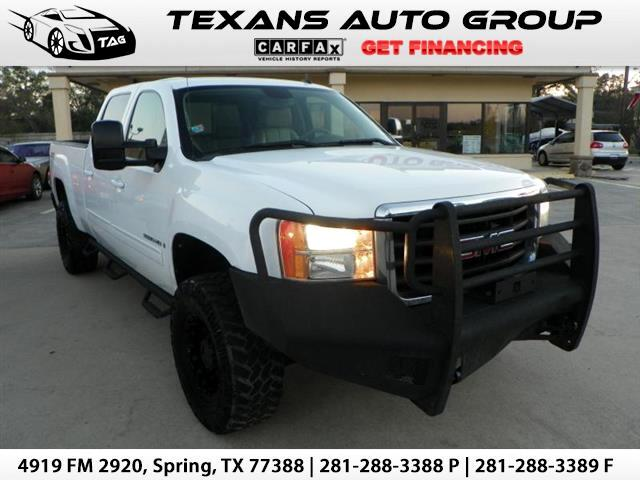 2009 GMC Sierra SLT Crew Cab Long Box 4WD