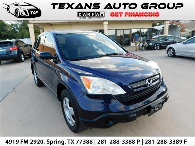 2009 Honda CR-V LX 2WD 5-Speed AT