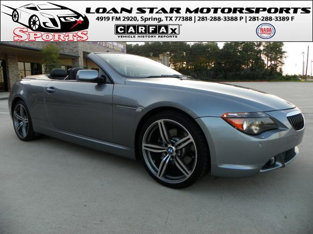 2007 BMW 6-Series 650i Convertible Sport M6 Wheels