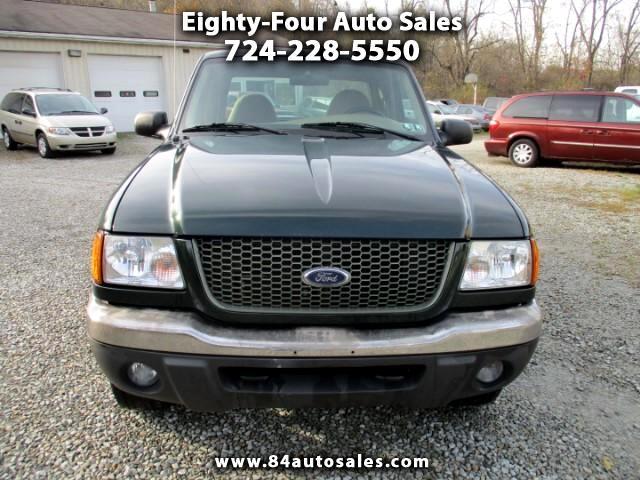 2002 Ford Ranger XLT SuperCab 4WD - 393A