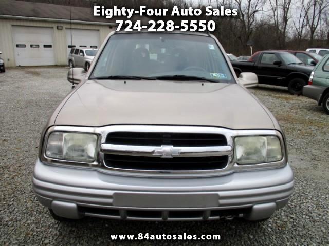 2002 Chevrolet Tracker LT 4-Door Hardtop 4WD