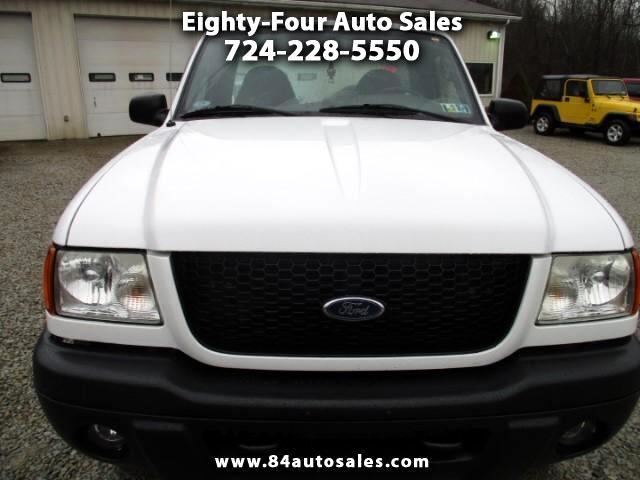2003 Ford Ranger Edge Short Bed 4WD