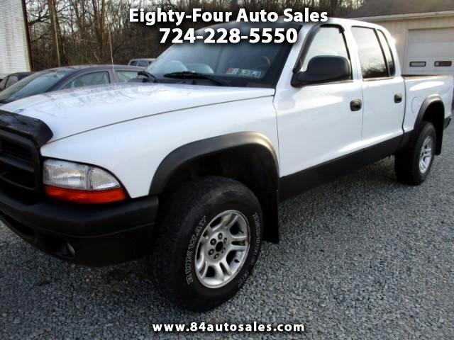 2004 Dodge Dakota Sport Quad Cab 4WD